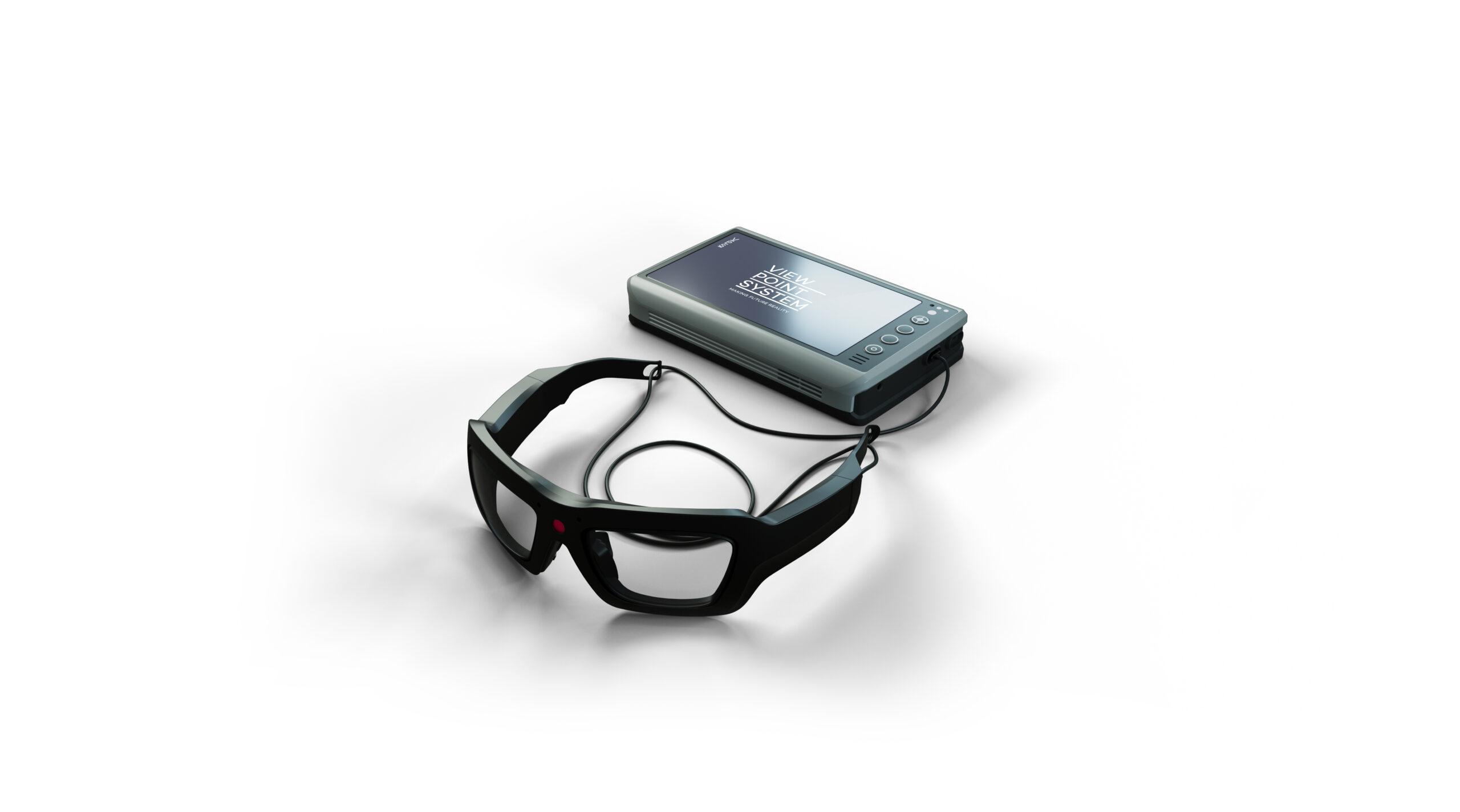 VPS 19 smart glasses incl. smart unit