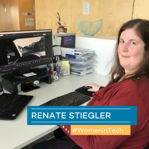 Renate Stiegler, Analyst in the field of Eye Tracking at viewpointsystem